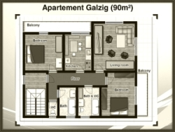 Apartment Galzig